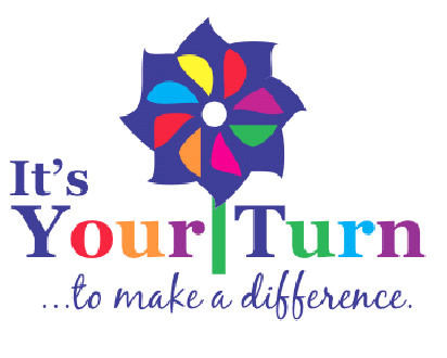 It's Your Turn logo