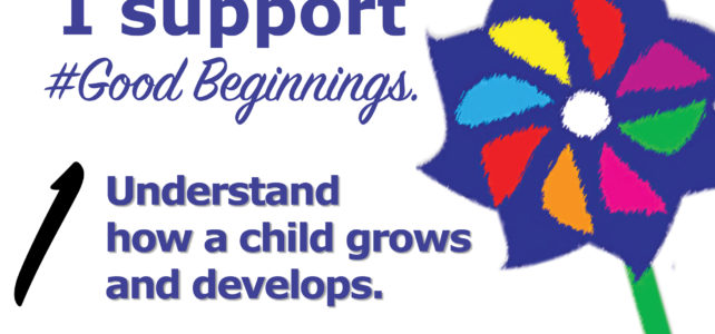 Good Beginnings: Parent Resources for children birth to five